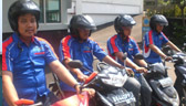 Jasa City Courier